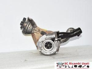 TURBINA TURBOCOMPRESSORE 2.0 HDI CITROEN C4 2006 9654919580