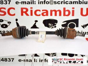 SEMIASSE ALBERO DI TRASMISSIONE SX OPEL CORSA 2009 807018