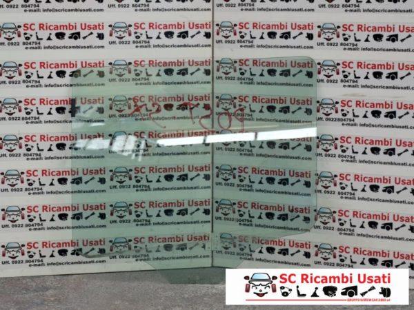 VETRO SCENDENTE POSTERIORE SINISTRO SX FIAT DOBLO 51814751