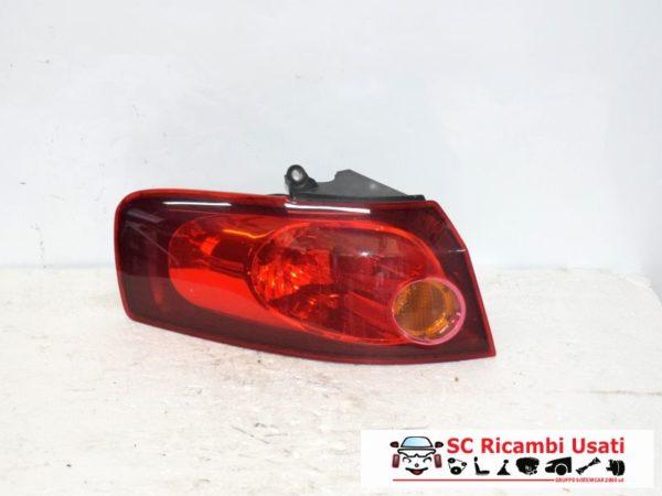 FANALE STOP POSTERIORE SINISTRO SX FIAT CROMA 2009 51728250