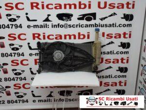 RADIATORE ACQUA CON VENTOLA FIAT PANDA 2004 51829974 51779915