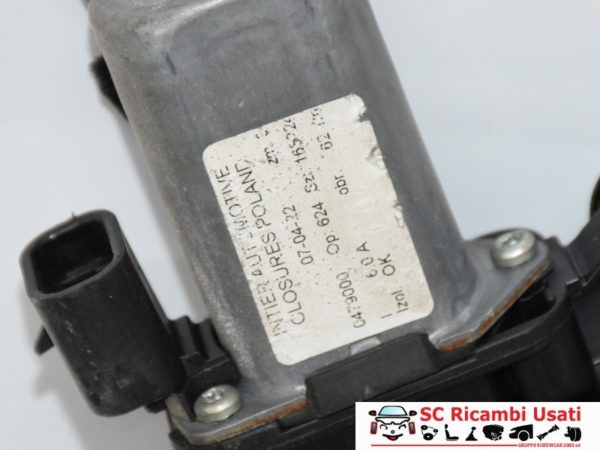 ALZAVETRO ANTERIORE SX FIAT PROFESSIONAL DOBLO 0479000