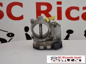 CORPO FARFALLATO MERCEDES CLASSE C 2011 6460900970