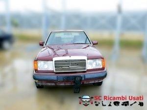 RICAMBI MERCEDES 250TD 2.5 TURBO DIESEL 95KW 1992