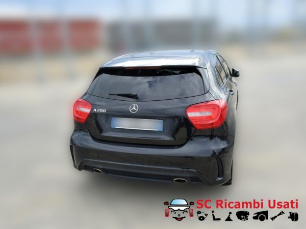 RICAMBI MERCEDES CLASSE A 160 AMG 1.6 115KW