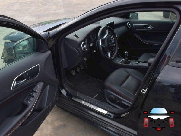 SELETTORE COMANDI AUTORADIO MERCEDES CLASSE A W176 A24690013099107