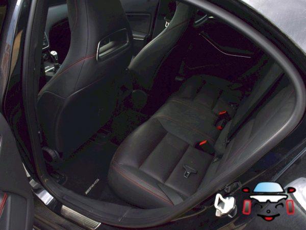 AUTORADIO NAVIGATORE MERCEDES CLASSE W176 2013 A2469001316