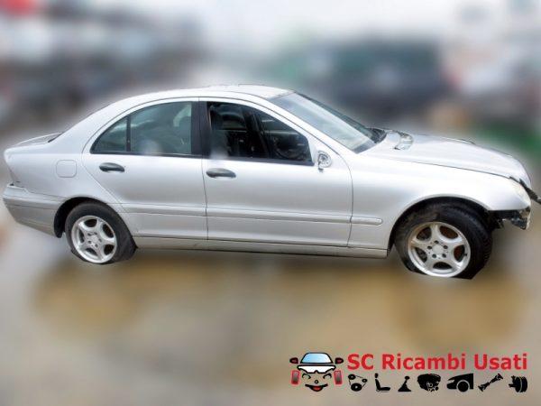 RICAMBI MERCEDES C220 CDI 2.2 105Kw 2003