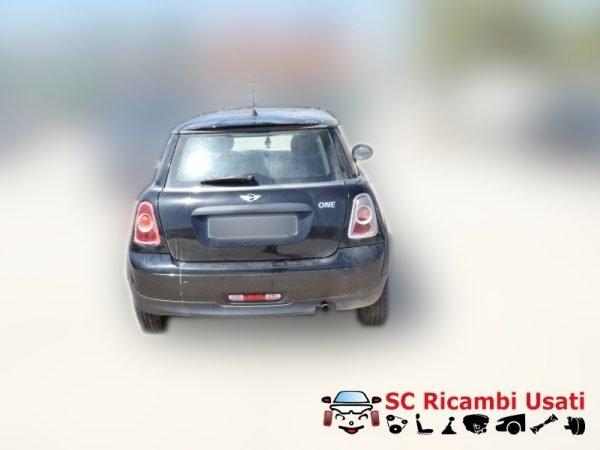 RICAMBI MINI ONE 1.6 55KW BENZINA 2012