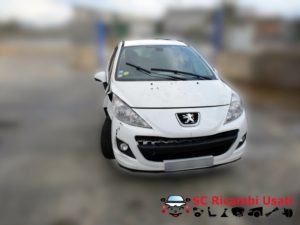 CENTRALINA ABS PEUGEOT 207 1.4 HDI 50KW 2012 4541FX
