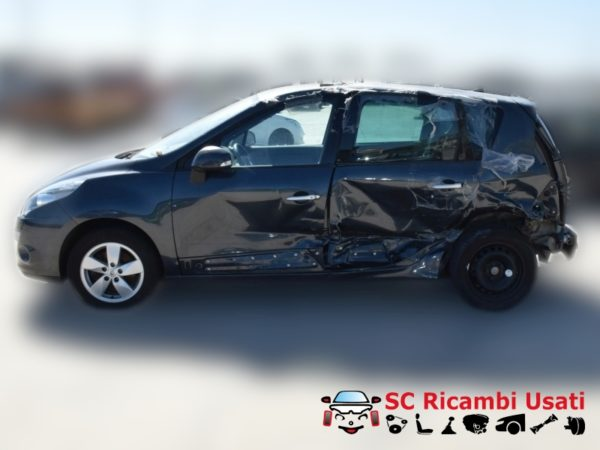 CAMBIO MANUALE 1.6 96KW RENAULT SCENIC 3 2011 320104219R