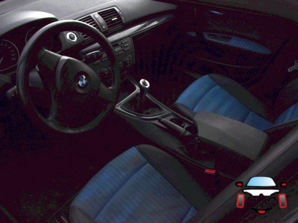 RICAMBI BMW SERIE 1 2.0 90KW 2005