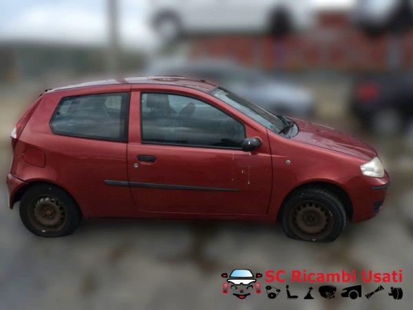 CORPO FARFALLATO 1.2 8V FIAT PUNTO 188 2003 55185023 46526286