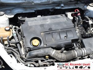 MOTORE FIAT SEDICI 1.9 JTD 88KW D19AA 2006