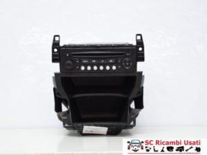 AUTORADIO CON SUPPORTO CITROEN C3 2013 96775574XT 9684285877