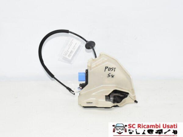 SERRATURA PORTA POSTERIORE SX VOLKSWAGEN GOLF 5 7L0839015D