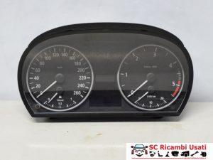 QUADRO STRUMENTI BMW SERIE 3 2.0 DIESEL 911020505 102535051