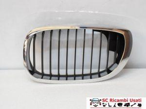 GRIGLIA PARAURTI ANTERIORE SX BMW SERIE 3 E46 51137064323