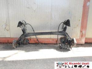 PONTE ASSALE POSTERIORE 1.3 MJT 70CV FIAT PANDA