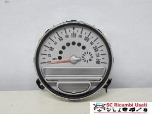 QUADRO STRUMENTI 1.6 THP MINI COOPER R56 62116977077