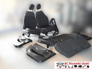 SEDILI CON ALZAVETRI POSTERIORI FIAT NEW PANDA 735490589 735490493