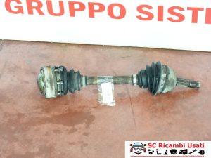 SEMIASSE DESTRO DX 1.9 JTD 80CV FIAT PUNTO 188 46307688