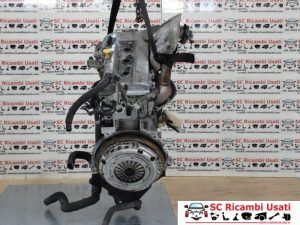 MOTORE SEMICOMPLETO 1.0 52KW SMART FORTWO 3B21