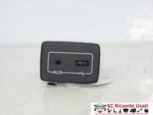 CONNESSIONE PRESA AUX USB FIAT NEW PANDA 2019