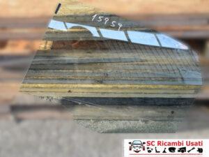 VETRO SCENDENTE POSTERIORE SINISTRO SX FIAT 500L