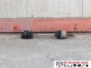 SEMIASSE ALBERO TRASMISSIONE SX 1.2 FIAT PANDA 169