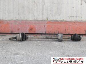 SEMIASSE ALBERO TRASMISSIONE DX 1.2 FIAT PANDA 169