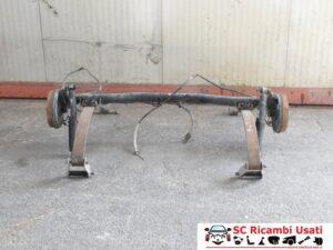 PONTE ASSALE POST 1.9 JTD 77KW FIAT DOBLO 2007