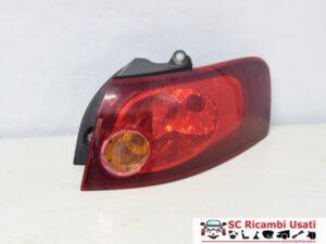 FANALE STOP ESTERNO POST DX FIAT CROMA 2008 51727249 77363581