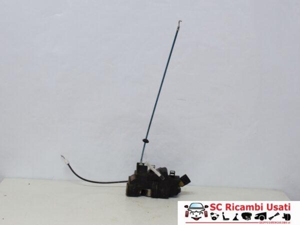 SERRATURA PORTA ANT SX FIAT CROMA 2008 71744221 71752214 71740209
