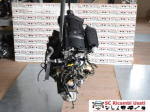 MOTORE NFU E CAMBIO 1.6 16V 80KW BENZ PEUGEOT 307 NFU 2222RN