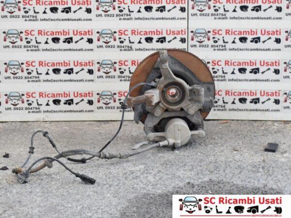 MOZZO FUSELLO ANTERIORE DX 1.3 MJT LANCIA MUSA 50702487 93501643