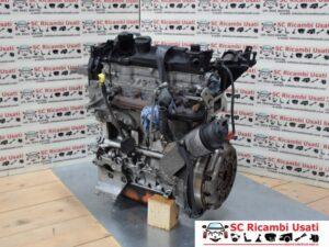MOTORE 1.4 TDCI FORD FIESTA 2009 F6JB  966342980 9685440880
